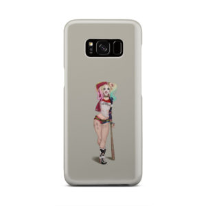 Harley Quinn Birds of Prey for Custom Samsung Galaxy S8 Case Cover