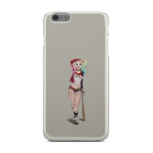 Harley Quinn Birds of Prey for Personalised iPhone 6 Plus Case