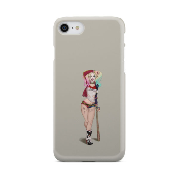 Harley Quinn Birds of Prey for Personalised iPhone 7 Case