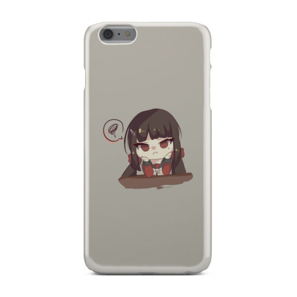 Harukawa Maki New Danganronpa for Customized iPhone 6 Plus Case Cover