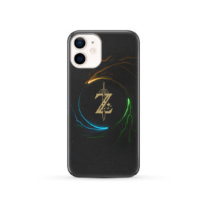 Legend of Zelda Breath of The Wild for Amazing iPhone 12 Case
