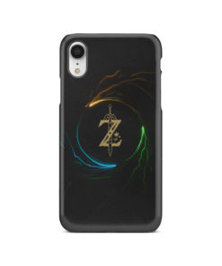 Legend of Zelda Breath of The Wild for Beautiful iPhone XR Case