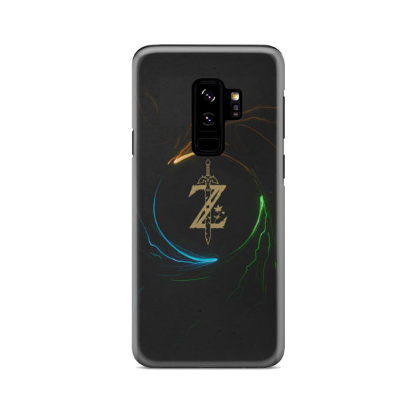 Legend of Zelda Breath of The Wild for Beautiful Samsung Galaxy S9 Plus Case Cover