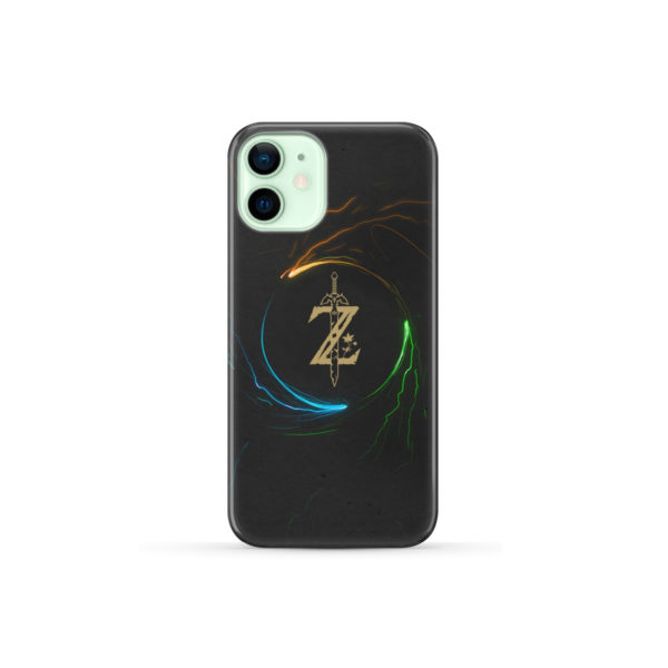 Legend of Zelda Breath of The Wild for Cool iPhone 12 Mini Case Cover
