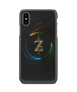 Legend of Zelda Breath of The Wild for Custom iPhone X / XS Case Cover