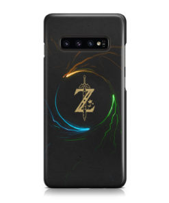 Legend of Zelda Breath of The Wild for Cute Samsung Galaxy S10 Case Cover