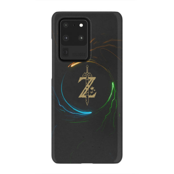 Legend of Zelda Breath of The Wild for Newest Samsung Galaxy S20 Ultra Case Cover