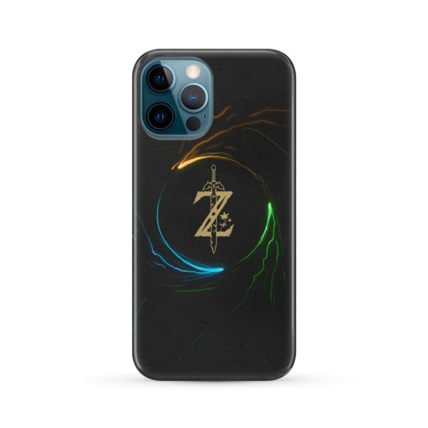 Legend of Zelda Breath of The Wild for Nice iPhone 12 Pro Max Case Cover