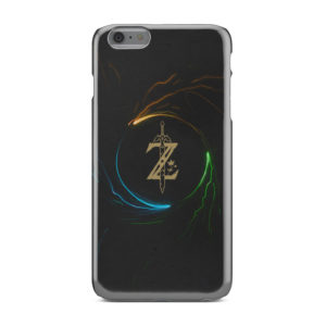 Legend of Zelda Breath of The Wild for Simple iPhone 6 Plus Case Cover