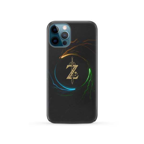 Legend of Zelda Breath of The Wild for Stylish iPhone 12 Pro Case