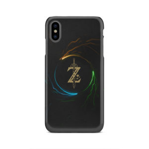 Legend of Zelda Breath of The Wild for Trendy iPhone XS Max Case