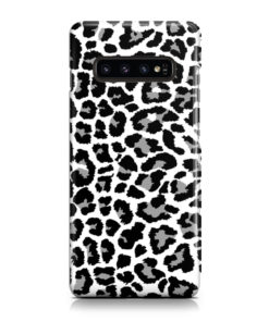 Leopard Print for Beautiful Samsung Galaxy S10 Case Cover