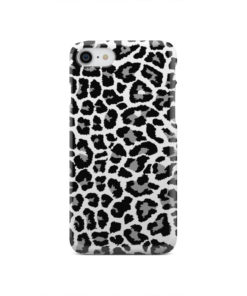 Leopard Print for Cool iPhone SE 2020 Case
