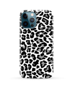 Leopard Print for Customized iPhone 12 Pro Max Case