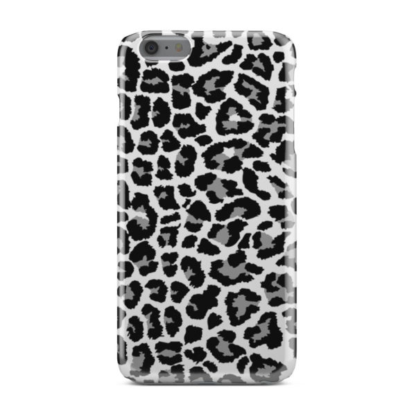 Leopard Print for Nice iPhone 6 Plus Case