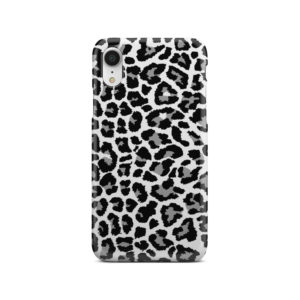 Leopard Print for Nice iPhone XR Case