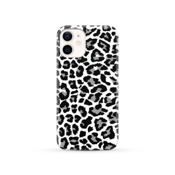 Leopard Print for Personalised iPhone 12 Case