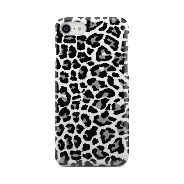 Leopard Print for Personalised iPhone 8 Case Cover