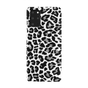 Leopard Print for Personalised Samsung Galaxy S20 Plus Case Cover