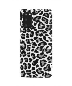 Leopard Print for Simple Samsung Galaxy S20 Case