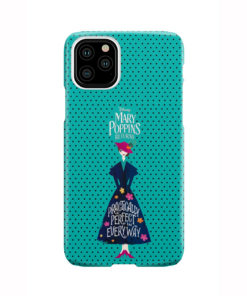 Mary Poppins Returns for Cool iPhone 11 Pro Case