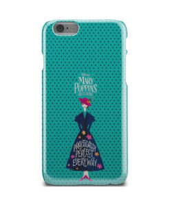 Mary Poppins Returns for Customized iPhone 6 Case Cover