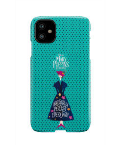 Mary Poppins Returns for Cute iPhone 11 Case Cover