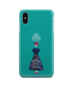 Mary Poppins Returns for Cute iPhone XS Max Case Cover