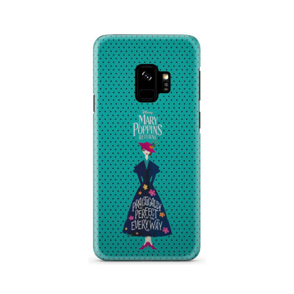 Mary Poppins Returns for Cute Samsung Galaxy S9 Case Cover