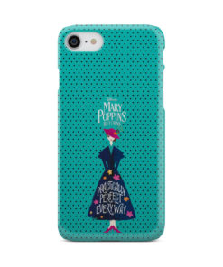 Mary Poppins Returns for Newest iPhone 8 Case Cover