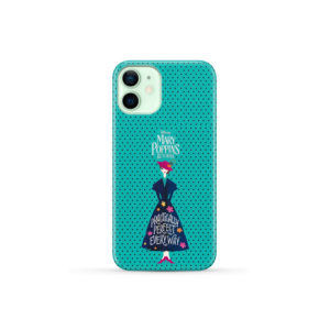 Mary Poppins Returns for Simple iPhone 12 Mini Case