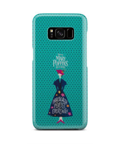 Mary Poppins Returns for Stylish Samsung Galaxy S8 Case