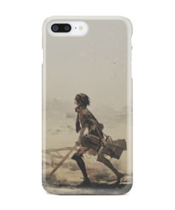 Mikasa Ackerman Attack on Titan for Best iPhone 7 Plus Case Cover