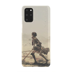Mikasa Ackerman Attack on Titan for Nice Samsung Galaxy S20 Plus Case Cover