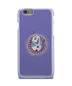 Olaf Frozen Adventure for Customized iPhone 6 Case Cover