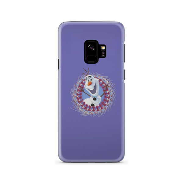 Olaf Frozen Adventure for Customized Samsung Galaxy S9 Case Cover