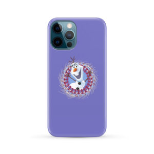 Olaf Frozen Adventure for Nice iPhone 12 Pro Max Case