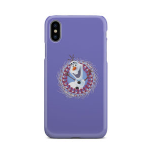 Olaf Frozen Adventure for Premium iPhone X / XS Case
