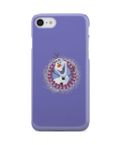 Olaf Frozen Adventure for Stylish iPhone 7 Case Cover