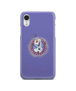 Olaf Frozen Adventure for Trendy iPhone XR Case Cover