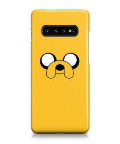 Adventure Time Jake The Dog for Amazing Samsung Galaxy S10 Plus Case Cover