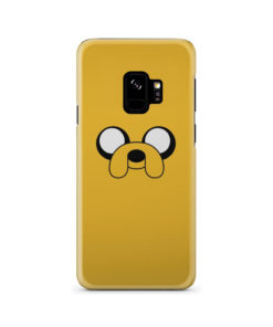 Adventure Time Jake The Dog for Beautiful Samsung Galaxy S9 Case Cover