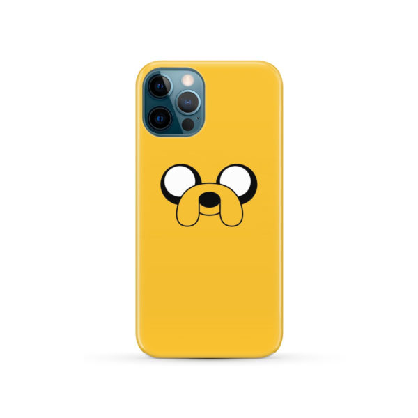 Adventure Time Jake The Dog for Personalised iPhone 12 Pro Case
