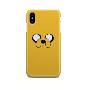 Adventure Time Jake The Dog for Personalised iPhone XS Max Case