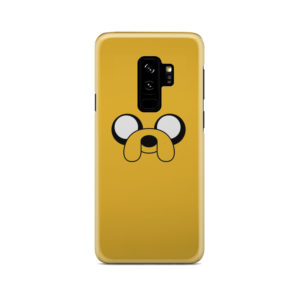 Adventure Time Jake The Dog for Personalised Samsung Galaxy S9 Plus Case
