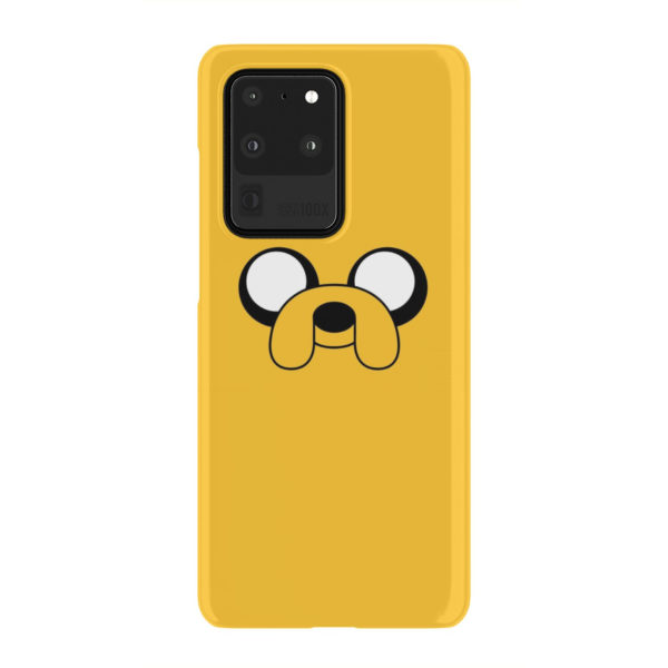 Adventure Time Jake The Dog for Stylish Samsung Galaxy S20 Ultra Case Cover