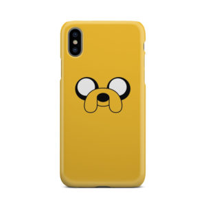 Adventure Time Jake The Dog for Trendy iPhone X / XS Case