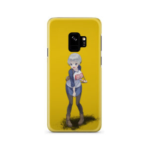 Anime Sugoi Dekai Uzaki-Chan Wa Asobitai for Beautiful Samsung Galaxy S9 Case Cover