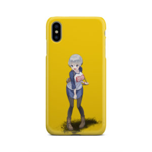Anime Sugoi Dekai Uzaki-Chan Wa Asobitai for Customized iPhone XS Max Case Cover