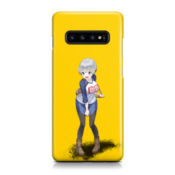 Anime Sugoi Dekai Uzaki-Chan Wa Asobitai for Simple Samsung Galaxy S10 Case
